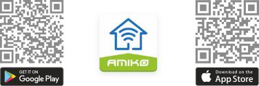 Amiko Smart Home App